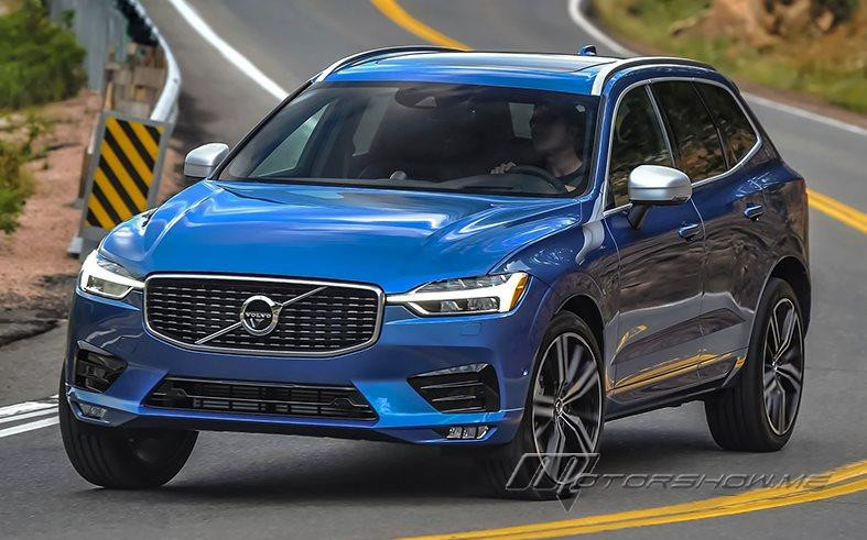 2018 Volvo XC60: The Best Overall Performance of Euro NCAP Awards