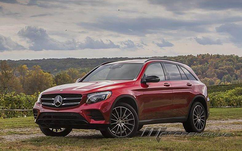 The 2018 Mercedes-Benz GLC