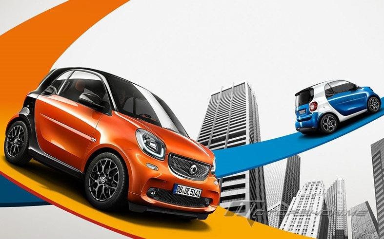 Smart Fortwo: Ideal For Everyday City Driving