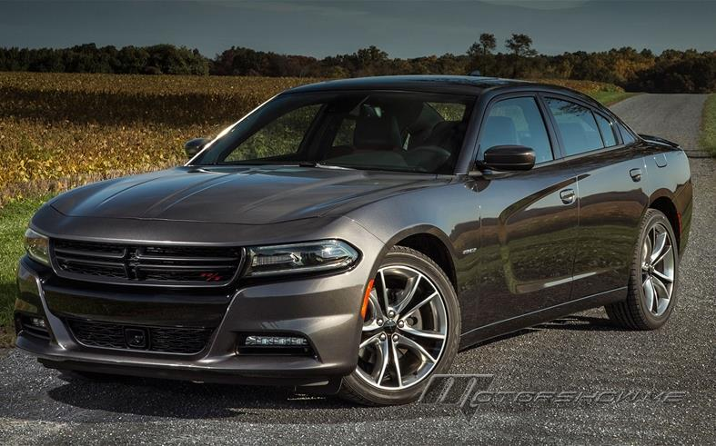 2015 Dodge Charger R/T : A new race experience with great performance