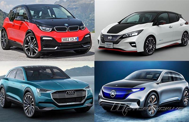 Which of These Electric Cars Would You Drive?