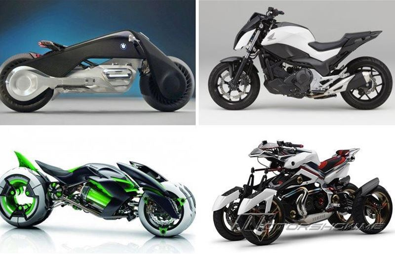 Five Future Motorcycles You Want to Look At