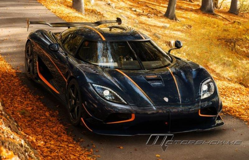 Koenigsegg Agera RS: New Levels of Performance