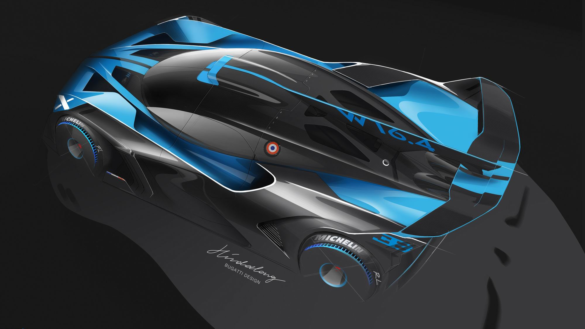 Bugatti Bolide Revealed With 1 825 Hp And More Than 311 Mph Top Speed