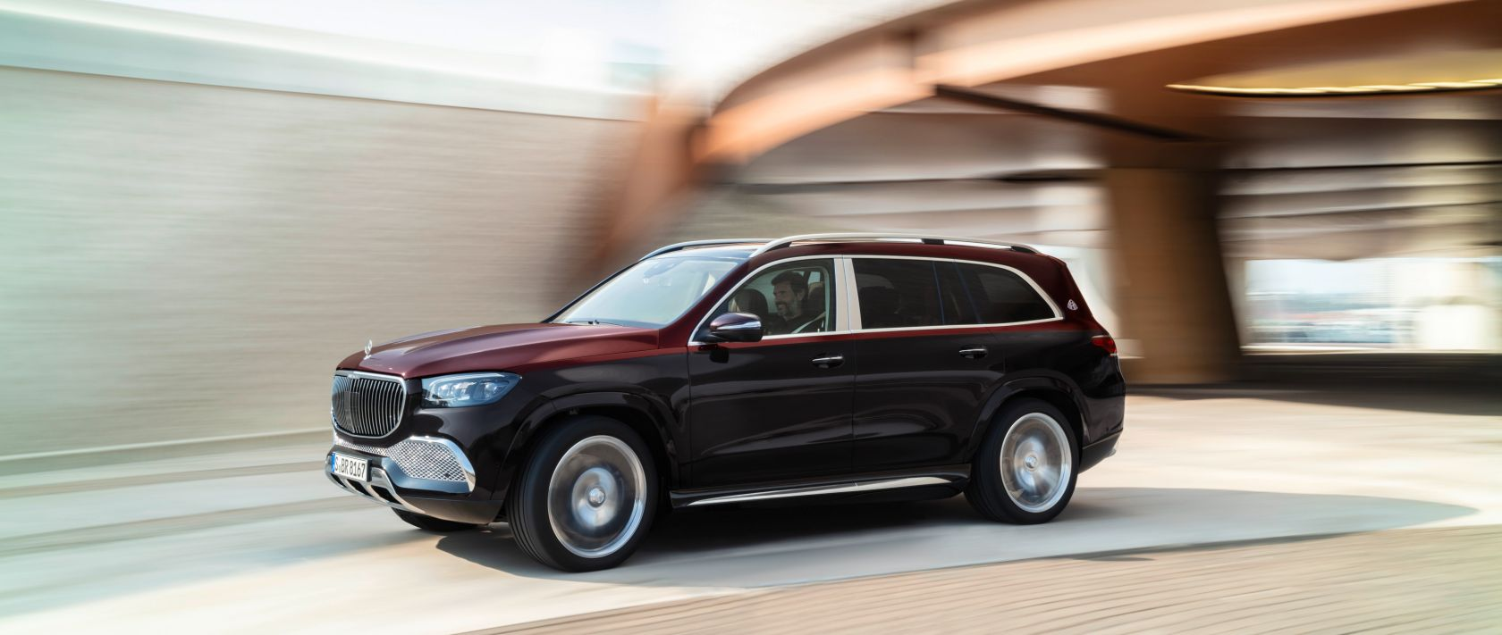 Mercedes Benz Has Unveiled Maybach Gls Luxury Suv