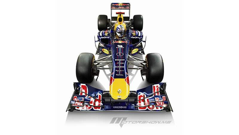 2011 Red Bull Racing Renault