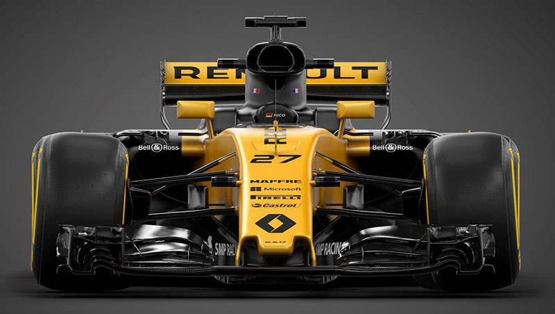 2017 Renault R.S.17