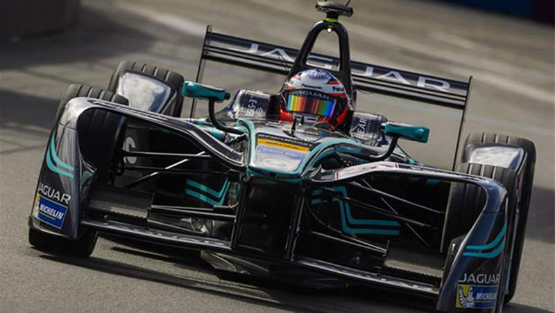 2017 Panasonic Jaguar Racing