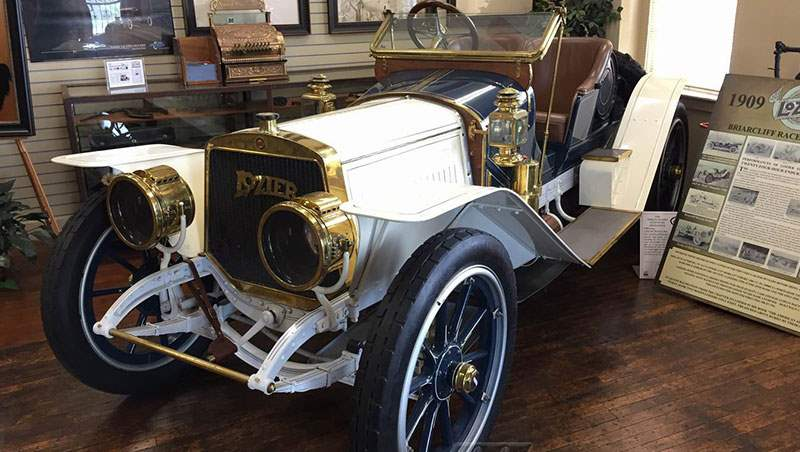1909 Model J Lozier Briarcliff Roadster