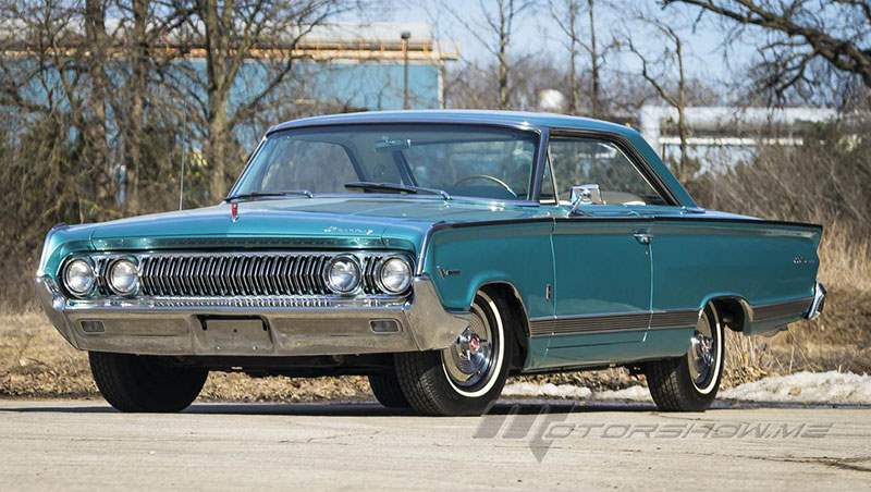 1964 Mercury Super Maurader