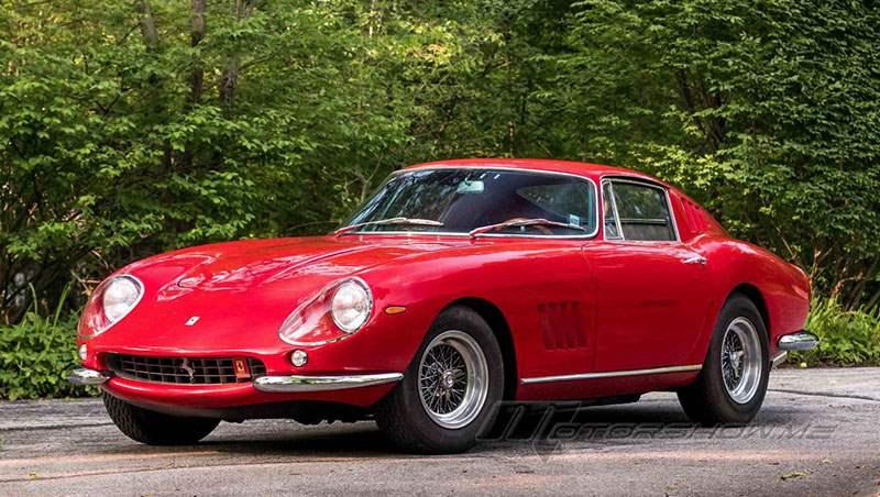 1965 Ferrari 275 GTB Long Nose