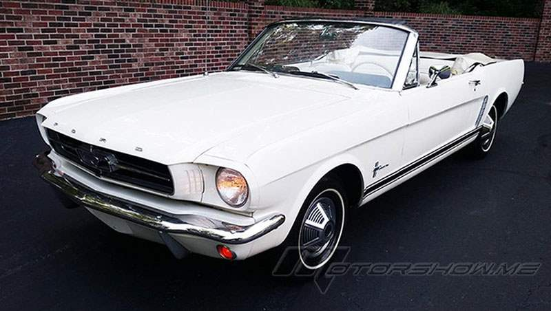 1965 Ford Mustang Cabrio