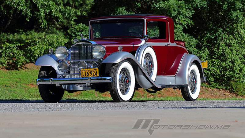 1932 Packard Eight 902 Coupe