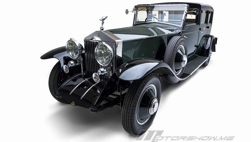 1927 Phantom - Fred Astaire