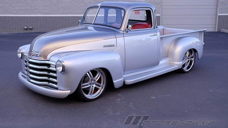 1950 Chevrolet 3100 Custom Pickup