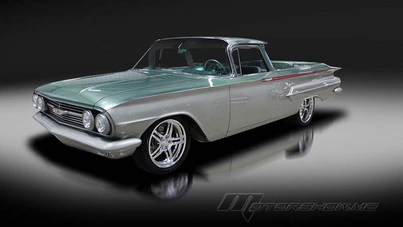 1960 Chevrolet El Camino Custom Pickup