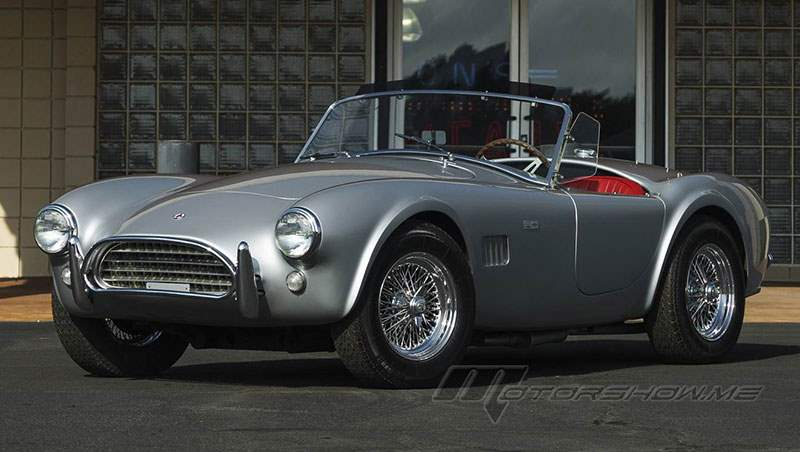 1965 Shelby 289 Cobra Roadster