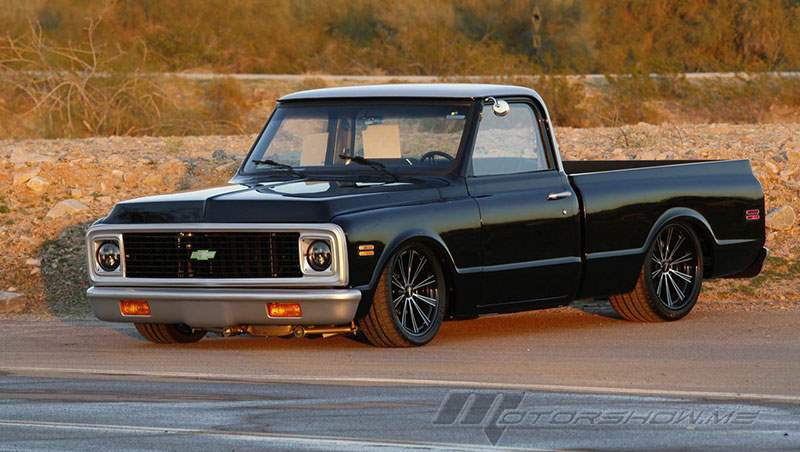 1971 Chevrolet C-10 Custom Pickup