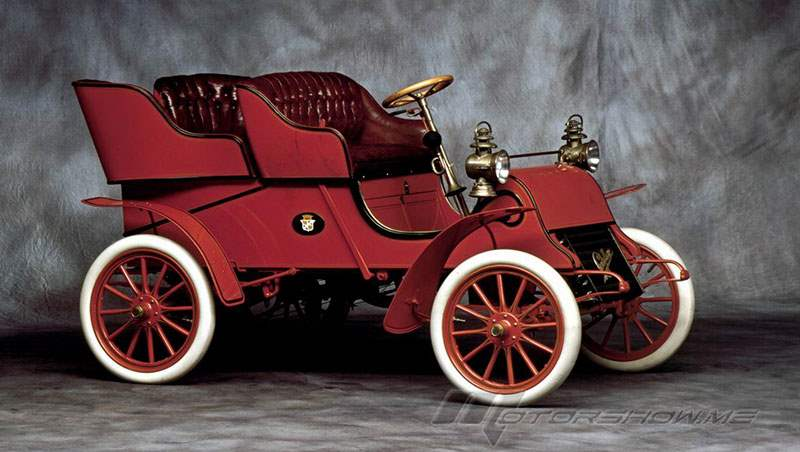 1903 Cadillac Model A Runabout
