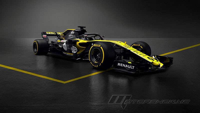 2018 Renault R.S.18