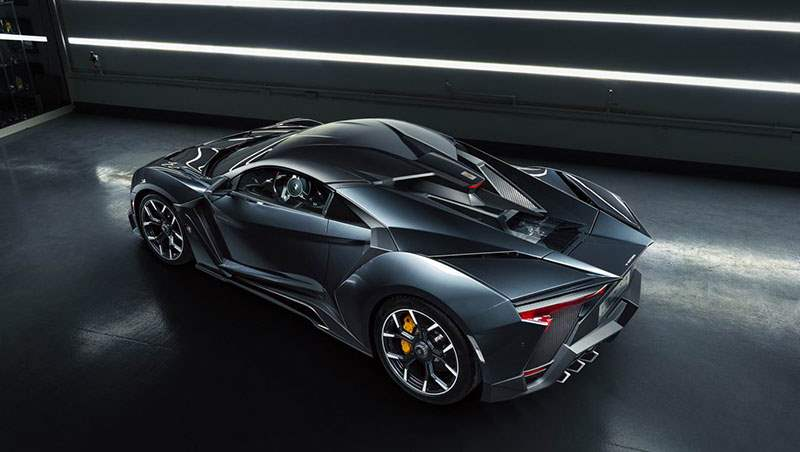 2018 Fenyr SuperSport