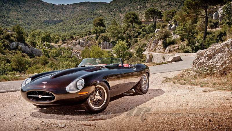 1984 Jaguar Eagle E-Type Speedster