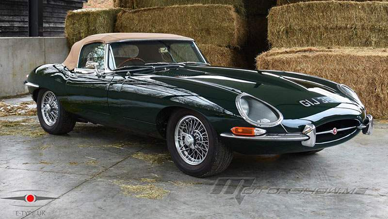 1967 Series 1 Jaguar E-Type 4.2