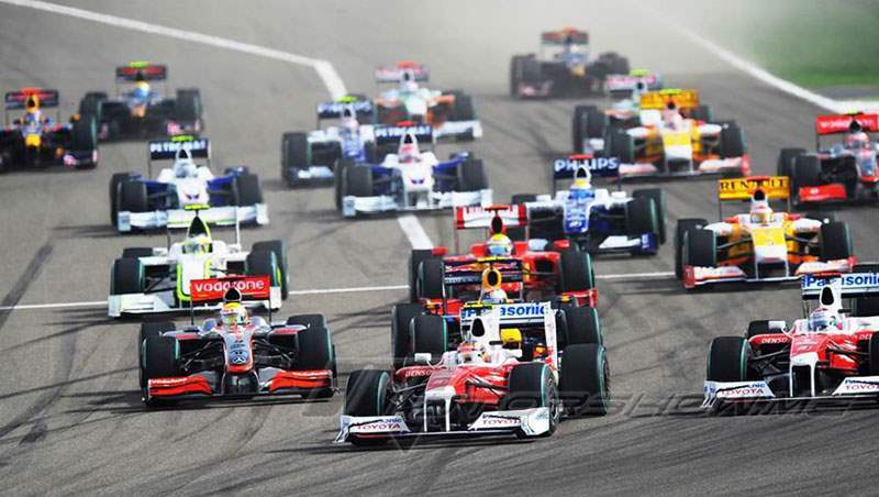 2010 Bahrain GP update