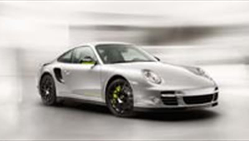 2011 Starting gun for sales of the Porsche 918 Spyder hybrid super sports car