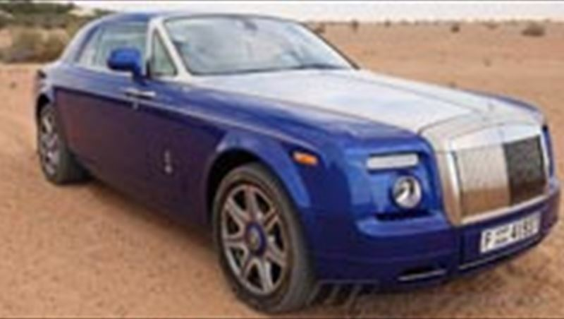 2012 Phantom Coupe (MotorShow Exclusive)