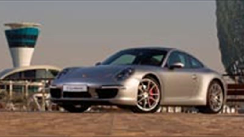 2012 Porsche Middle East celebrates best ever year for regional sales