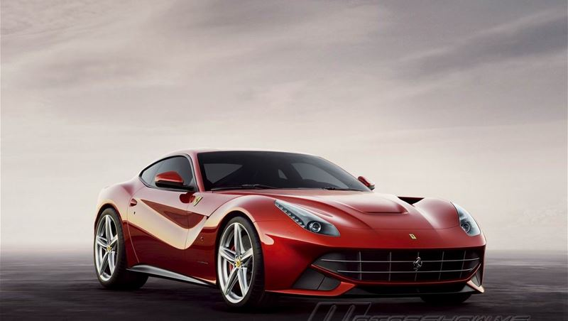 2013 F12 Berlinetta First Photos