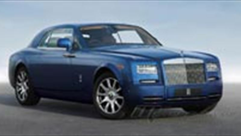 2012 Phantom Series II