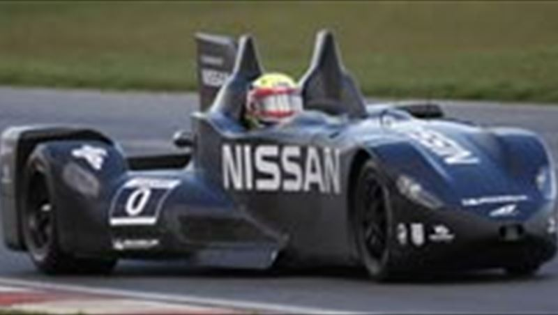2012 Nissan power for a quarter of Le Mans 24 hours field