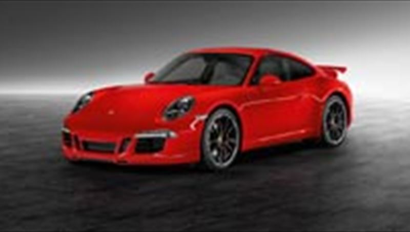 2012 Porsche 911 Carrera Exclusive Programme