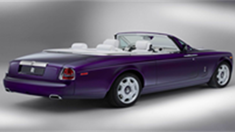 2013 Bespoke Home of Rolls-Royce Collection