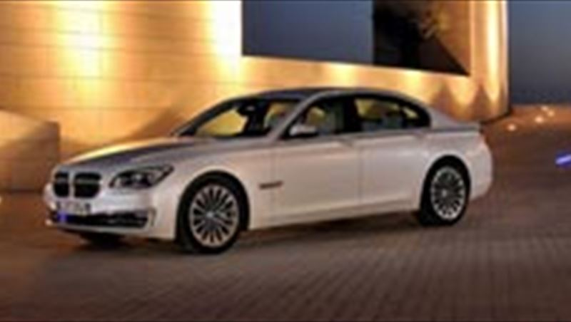 2013 A 7 Series with More Comfort, Luxury, and Power
