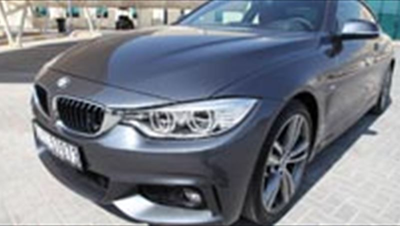 2014 BMW 4 Series M Sport Package