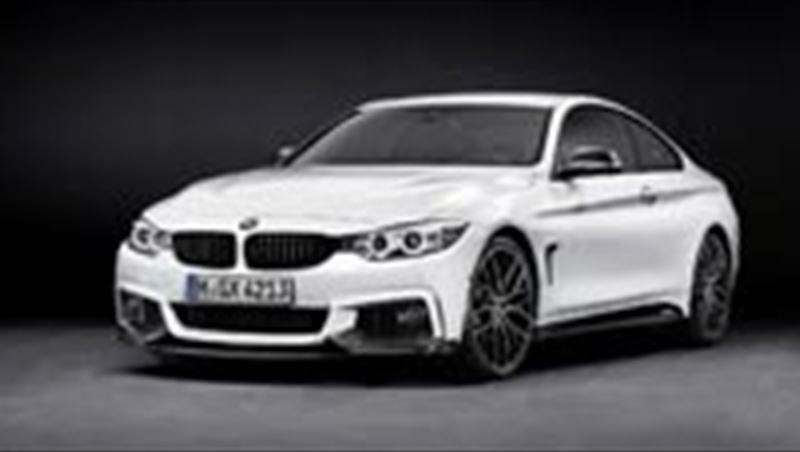 2014 M Performance Parts for the BMW 4 Series