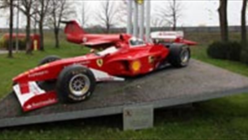 2014 The Fiorano Fighter Plane