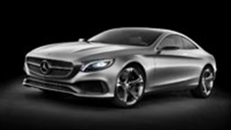 2014 Concept S-Class Coupe