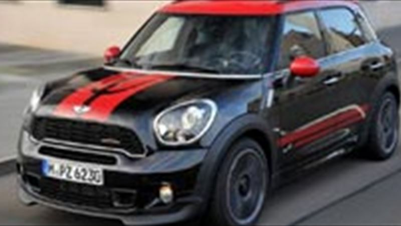 2013 John Cooper Works models with automatic Gearbox