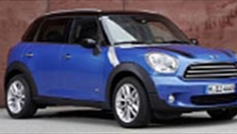 2014 JCW Packages for the Countryman and Paceman