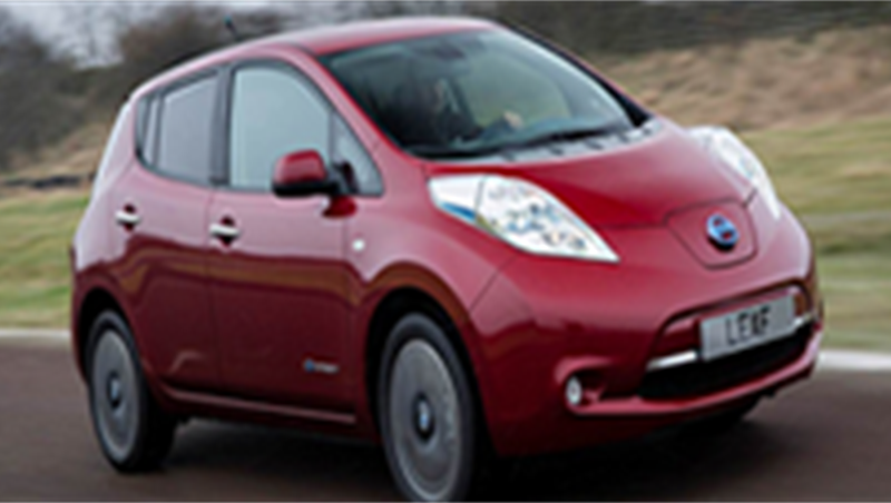 2013 Nissan Named a Top Global Green Brand