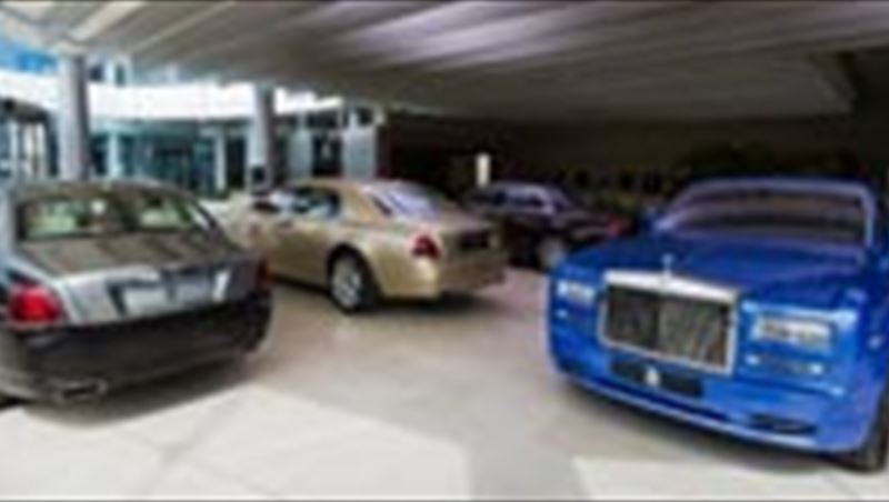 2013 Demand for Bespoke Vehicles