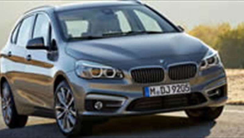 2014 BMW 2 Series Active Tourer