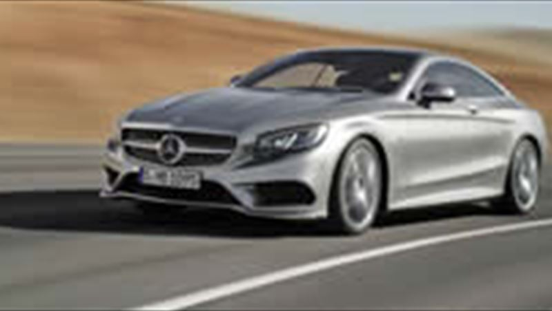 2014 S-Class Coupe