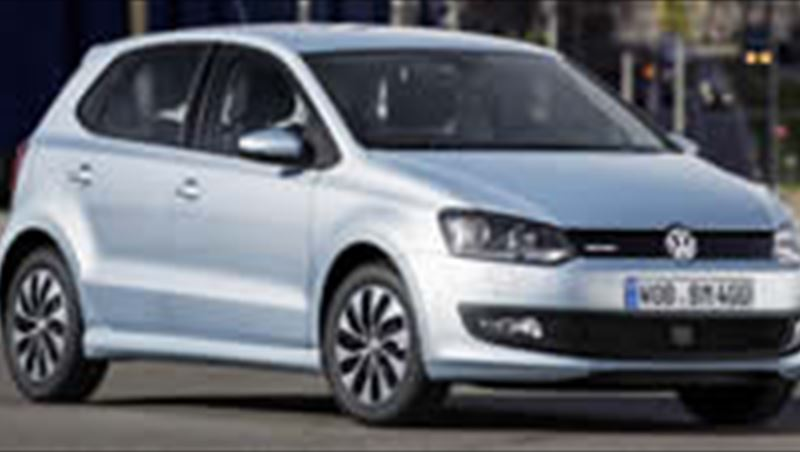 2014 Polo Blue Motion