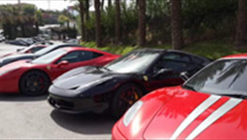 2014 Ferrari Lebanon Beach Brunch