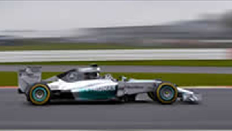 2014 Mercedes - A New Era of F1